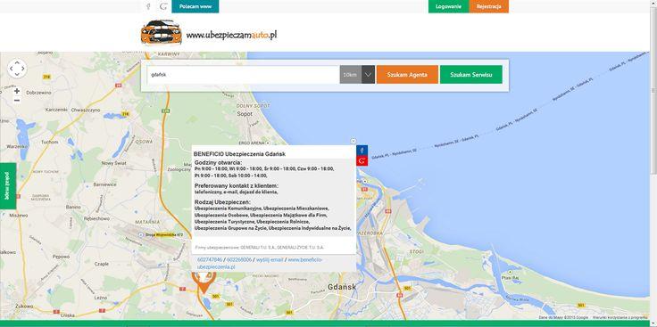 Tanie OC i AC - Ubezpieczenia - Gdańsk