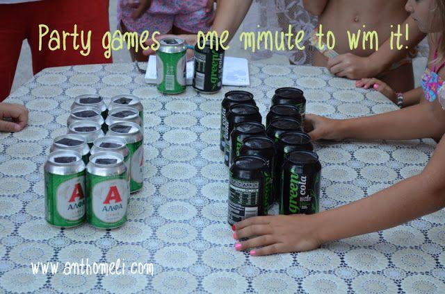Ανθομέλι: Πάρτυ στο κάμπινγκ με νέα παιχνίδια !