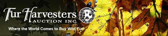 Fur Harvesters Auction Inc - North Bay, Ontario, Canada