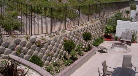 Build Large Walls With Verdura Plantable Retaining Wall Blocks
