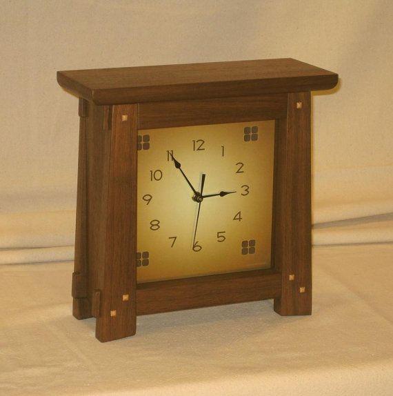 251 best clocks images on Pinterest | Artesanato, Craftsman and ...