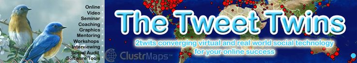 Free Twitter Course 4 U « The Tweet Twins Online World
