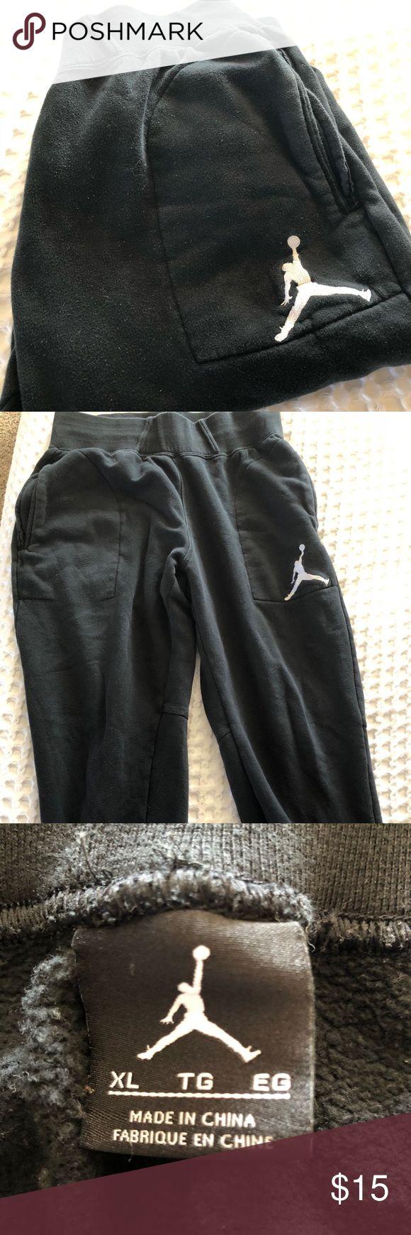 Air Jordan sweat pants Air Jordan Sweat pants  Size xl  Good condition Air Jordan Pants Sweatpants & Joggers