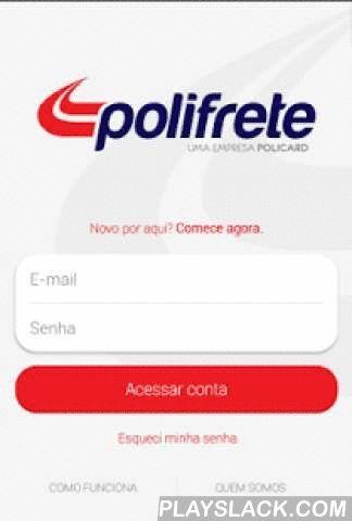 Polifrete Buscador De Frete  Android App - playslack.com ,  O aplicativo Polifrete é o amigo do caminhoneiro nas estradas. E é totalmente grátis!Ao baixar o app, o motorista poderá ver as cargas cadastradas disponíveis para transporte, tudo em tempo real.Além disso, o usuário do aplicativo também receberá notificações, informando as cargas que estão próximas à sua localidade. Por exemplo: se o motorista estiver em São Paulo, receberá uma mensagem informando quais cargas estão disponíveis na…