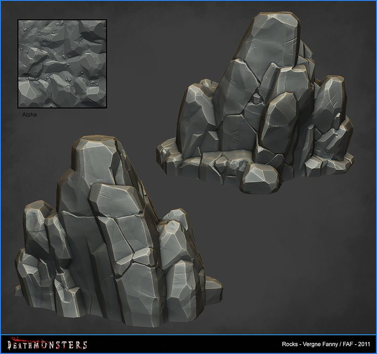 Orb's Crack Brush - Polycount Forum