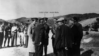 """Spain - 1936-39. - GC - André Marty (PCF, III Internacional o Komintern, estalinista) Alias """"El Carnicero de Albacete"""""""