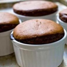 Chocolate Souffles III Recipe | Yummly