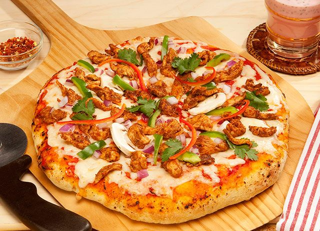 Chicken Tikka Pizza Recipe In Urdu – iRabwah