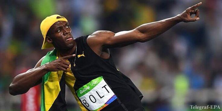 Усэйн Болт взял золото в Рио-2016 в беге на 100 м | Head News