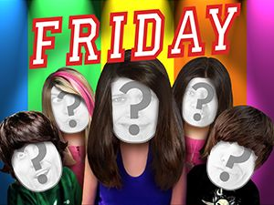 Rebecca Black: Friday