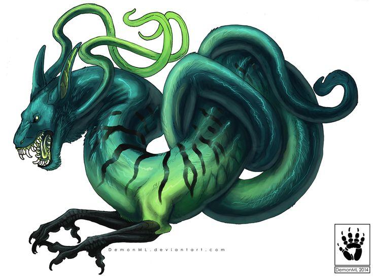 Lindworm Dragon: 1000+ Images About Dragon : Lindworm On Pinterest