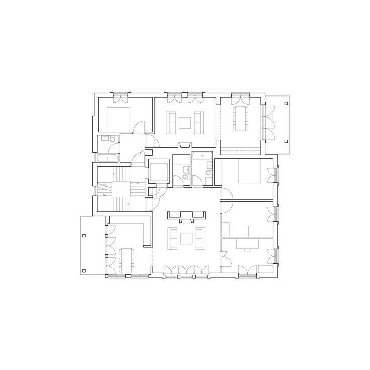 Mathis Kamplade Architekten Wohnhaus