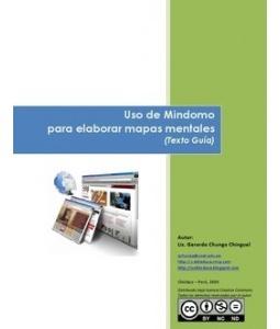 #Manual: Uso de Mindomo Para Elaborar Mapas Mentales