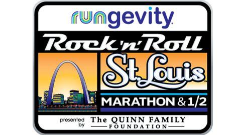 October 18, 2015: St Louis Rock 'n' Roll Marathon & Half Marathon Race #Running #MarathonStLouis #Marathon