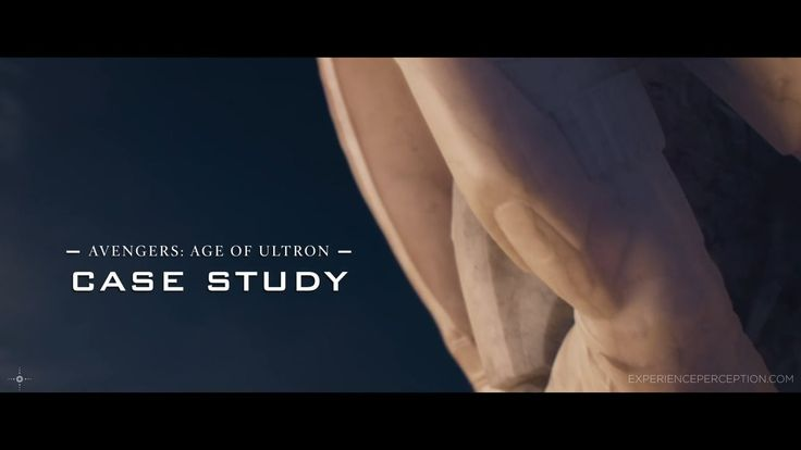 Avengers: Age of Ultron Montage » [Perception]