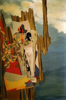 Jindřich Štyrský - The picture.(1932) #painting #Czechia #art #surrealism