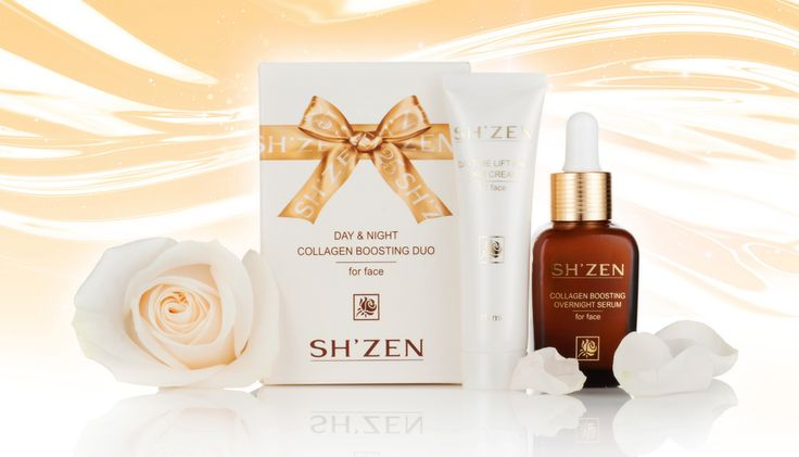 Sh'zen Collagen Boosting Duo