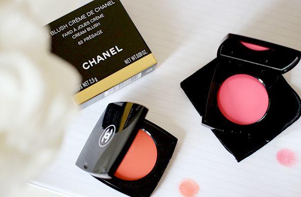 Chanel Le Blush Crème De Chanel. Favorites include: Affinite, Intonation, Presage