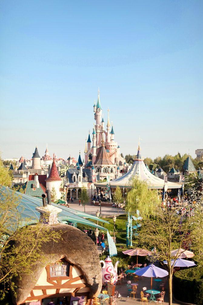 The Cherry Blossom Girl - Disneyland Paris Swing Into Spring 38