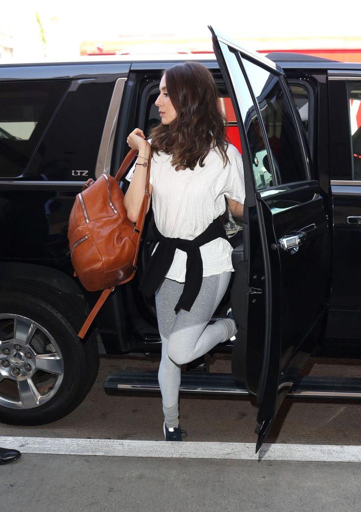 #TroianBellisario Troian Bellisario Travel Outfit - at LAX Airport – 04/05/2017 | Celebrity Uncensored! Read more: http://celxxx.com/2017/04/troian-bellisario-travel-outfit-at-lax-airport-04052017/