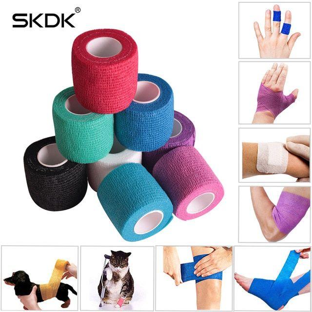 Skdk 4 5mcolorful Sport Elastoplast Athletic Kinesiology Elastic