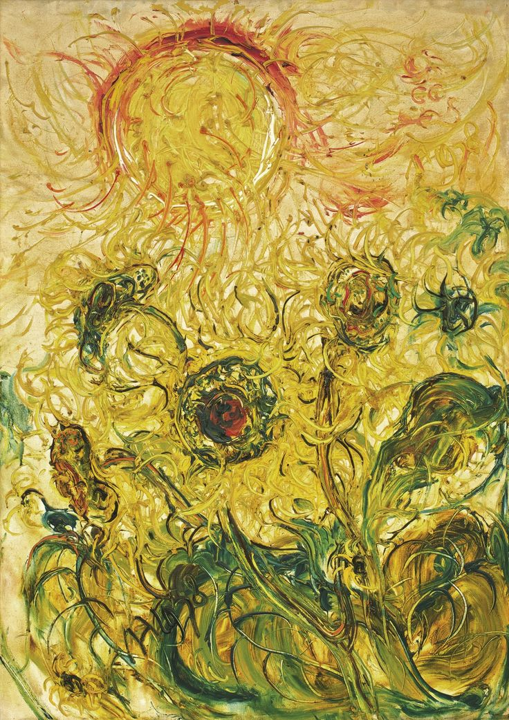 Affandi at Sotheby's Auction
