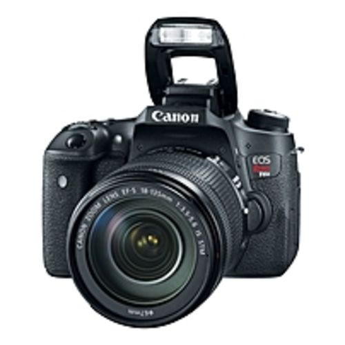 Canon EOS Rebel T6s 24.2 Megapixel Digital SLR Camera with Lens - 18 mm - 135 mm - 3 Touchscreen LCD - 16:9 - 7.5x Optical Zoom - E-TTL II - 6000 x 4000 Image - 1920 x 1080 Video - HDMI - HD Movie Mode - Wireless LAN