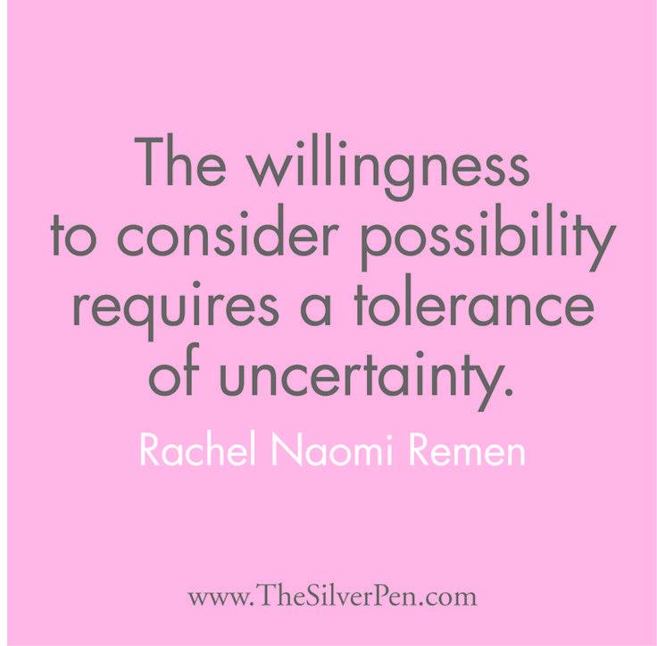 Rachel Naomi Remen (www.TheSilverPen.com) | Grief / memory quilt ...