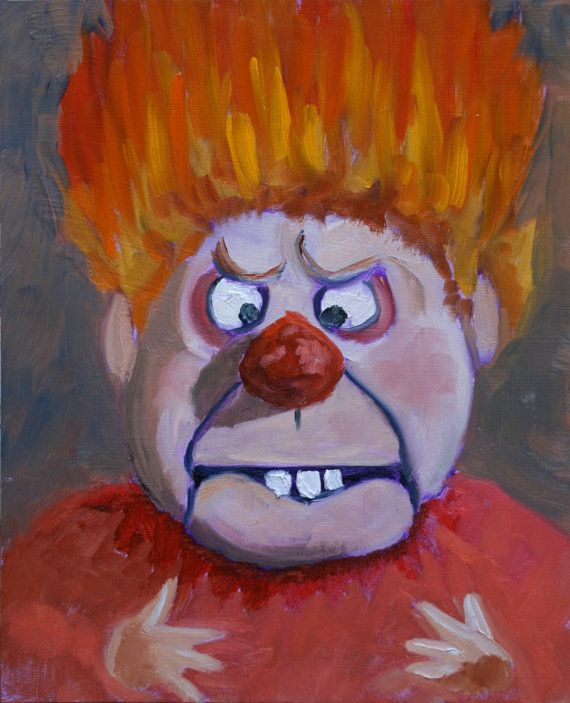 Hey, I found this really awesome Etsy listing at https://www.etsy.com/listing/245427560/heat-miser-fine-art-print