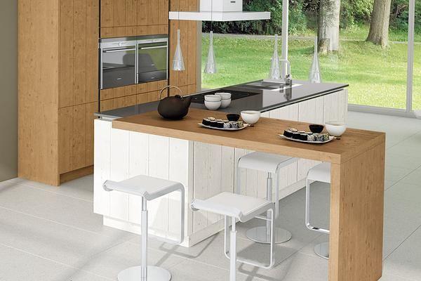 101 best cuisine en bois images on pinterest wooden for Marque cuisine allemande