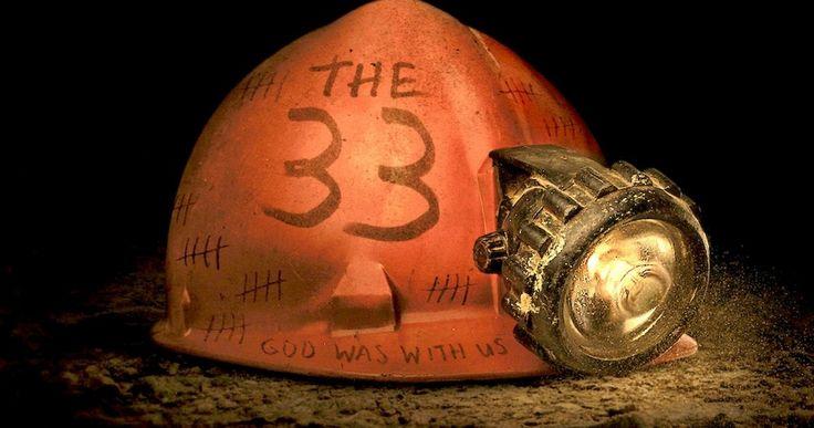 'The 33' Trailer Tells 2010 Chilean Mine Disaster Story -- Antonio Banderas, Juliette Binoche, Mario Casas and Lou Diamond Phillips headline the Chilean Miner movie 'The 33'. -- http://movieweb.com/33-movie-trailer-chilean-miners/