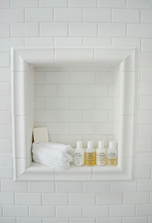 38 best images about shower niche  bench seating on pinterest