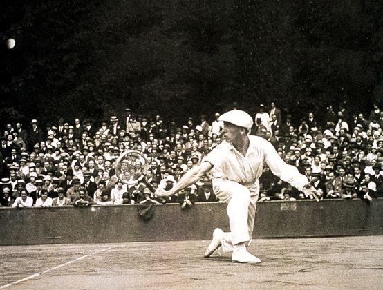 René Lacoste, légende du tennis français et baron de la mode