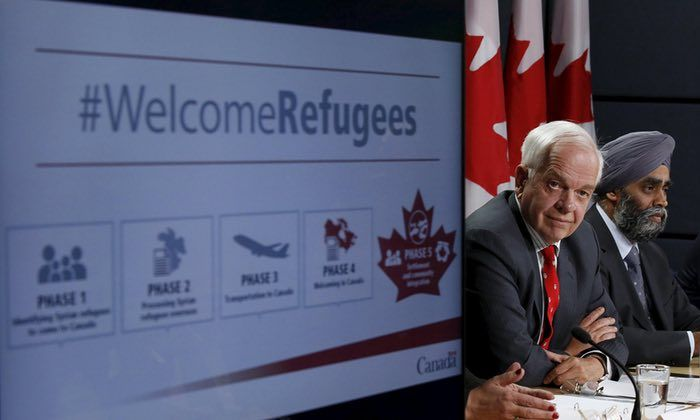 "New Study Shows That Canadians Are Not Happy With Prime Minister's ""Open Door"" Immigration Policy 