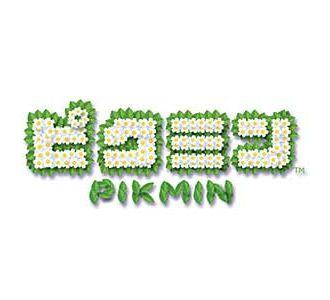 ピクミン|ゲームロゴのデザインギャラリー GLaim