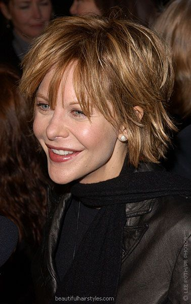 meg ryan hair styles 25 best ideas about choppy cut on bob 1887 | 25ce84bd06a17bf973586cc4e8a1cb22 meg ryan haircuts meg ryan hairstyles