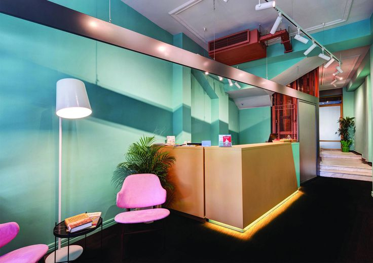 Colors Urban Hotel in Thessaloniki, Proud Winner for Excellent Communications Design Interior Architecture,  Urban Soul Project - German Design Awards 2018