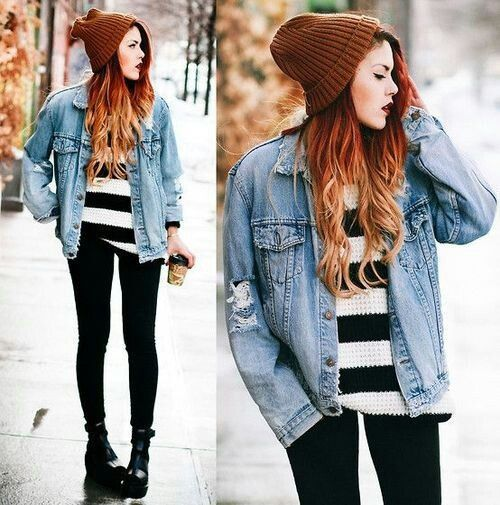 Teen Fashion : Photo