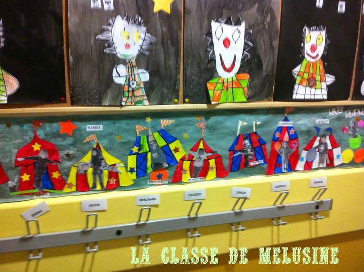 Gabarits des chapiteaux porte manteaux arts visuels for Decoration porte arts visuels
