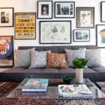 Queen Futon Frame Home Office Contemporary With Area Rug Office Futon   Ecoel Paso