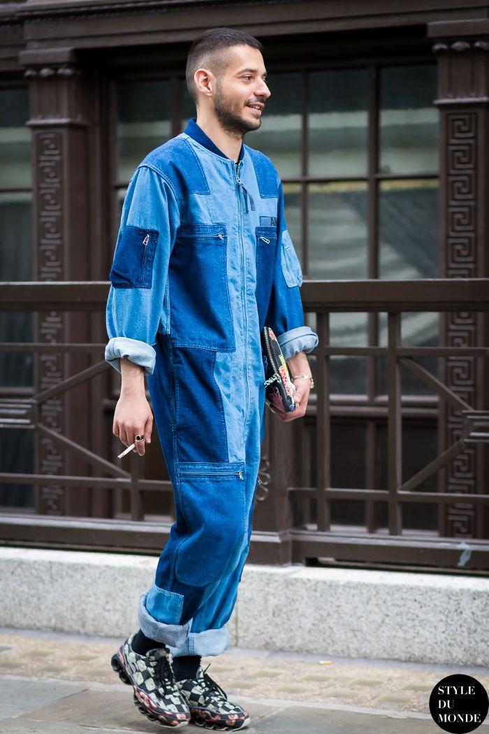 Stavros Karelis Street Style Street Fashion Streetsnaps by STYLEDUMONDE Street Style Fashion Photography