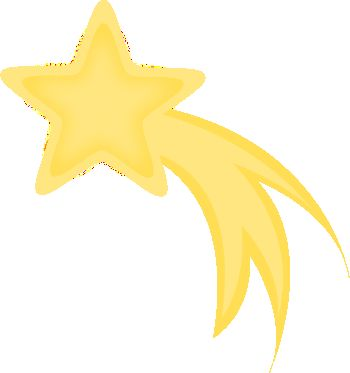 Falling Star Free Clipart