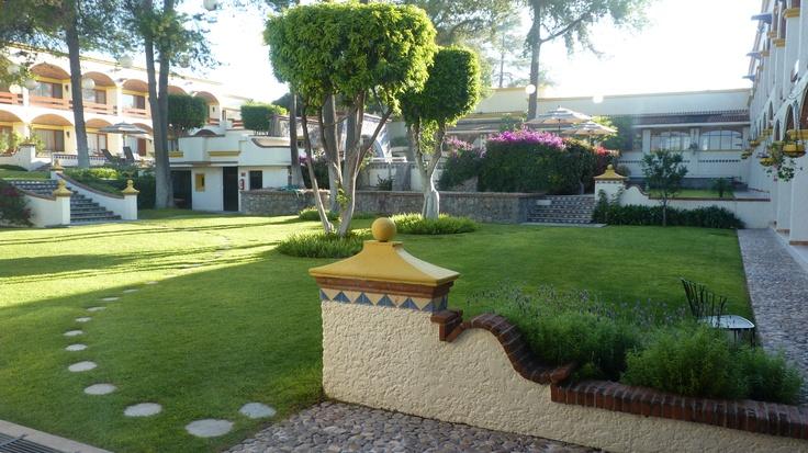 Hotel Imperio de Angeles @ San Miguel de Allende, Mexico