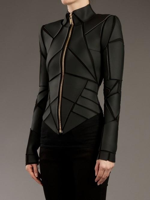 Jacket by Gareth Pugh