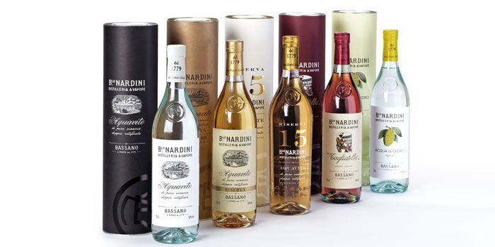Confezioni regalo per grappe e liquori  #DistilleriaNardini