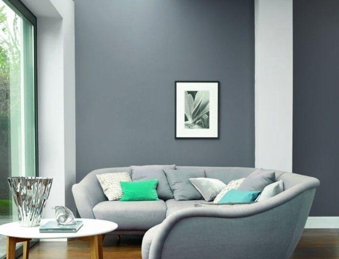 Les 25 meilleures id es de la cat gorie peinture gris clair sur pinterest m - Peinture gris claire ...