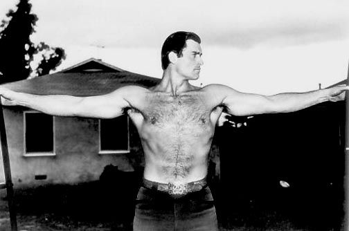 picture of clint walker's wife | Enjoy this gallery of Clint Walker photos.