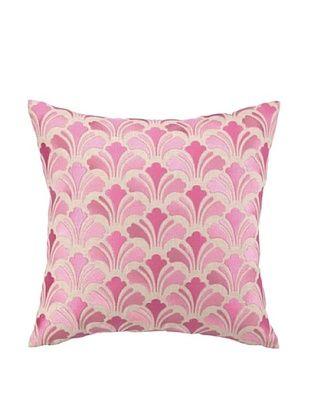 Brejer Acadia Embellished Down Pillow, Pink, 18
