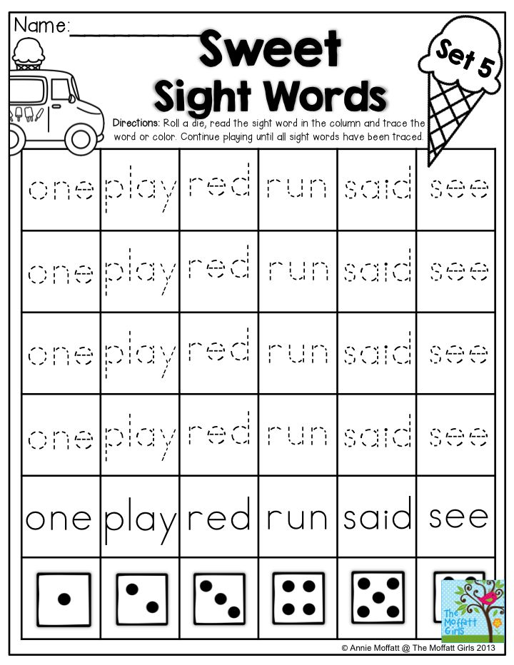 The 356 best Sight Words images on Pinterest | For kids, Pre school ...