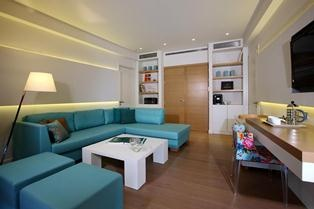 Executive Suite at Cavo Olympo Luxury Resort & Spa
